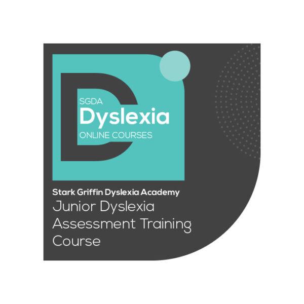 SGDA Junior dyslexia assessment training course
